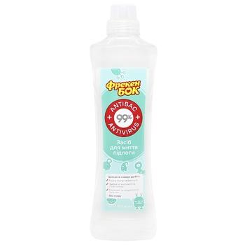 Засіб Фрекен Бок Antibac&Antivirus 99% 2-в-1 для миття підлоги та інших поверхонь 1л - купити, ціни на Ашан - фото 1
