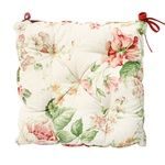 Provence Gloria Rose Pillow on Chair 40x40cm