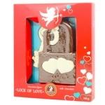 Шоколад Shoud`e Lock of Love 110г х24