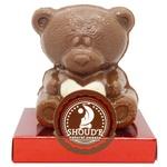 Шоколад Shoud'e Мишка с белым сердцем 60г
