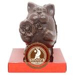 Shoud'e Kotofey Chocolate Figurine 70g