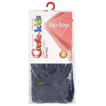 Колготки Conte-kidsTip-Top дит.р.128-134(20) 543 тем-джинс - купить, цены на СитиМаркет - фото 2