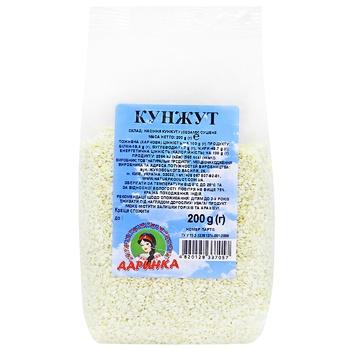 Семена кунжута Даринка сушеные 200г