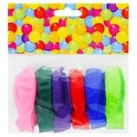 Party Favors Flutes with Baloons