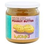 Pasta Monki peanuts 330g glass jar