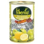 olive Liberitas lemon green canned 300ml can