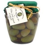 Оливки Brandi зеленые гигантские в рассоле 280г