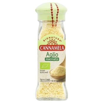 Cannamela Garlic Granules 70g - buy, prices for CityMarket - photo 1