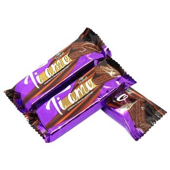 Цукерки Стимул Ti Amo зі см.шоколад.ваг