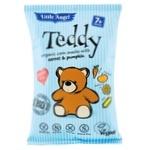 Снеки Mclloyd's Teddy кукурудзяні органічні 30г