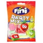Цукерки желейні Fini Party Mix Веселий мікс 100г