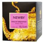 Чай Newby English Breakfast черный байховый 100г