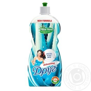 Средство для мытья посуды Друг Алоэ вера бальзам  500г - купить, цены на Фуршет - фото 1