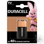 Duracell 9B alkaline battery - buy, prices for Novus - image 1