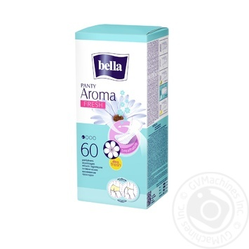Прокладки Bella Panty Aroma Fresh ежедневные супертонкие 1 капелька 60шт