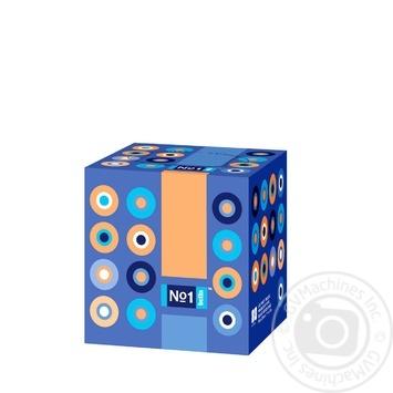 Хустинки паперові універсальні, двошарові, марки Bella №1. (80 шт.) - купити, ціни на Novus - фото 1