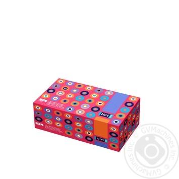 Bella Handkerchiefs№1 paper two-layer 224pcs - buy, prices for MegaMarket - image 1