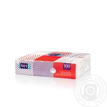 Napkins Bella №1 paper 100pcs Poland - buy, prices for CityMarket - photo 1