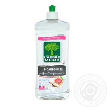 Гель для мытья посуды L'Arbre Vert Грейпфрут 750мл