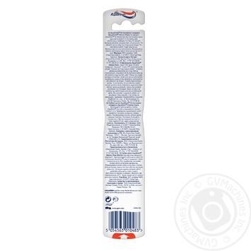 Зубная щетка Aquafresh Интенсивное очищение средней жесткости - купить, цены на Фуршет - фото 2