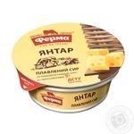 Сыр плавленый Ферма Янтар 60% 90г