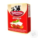 Продукт сырный плавленый Тульчинка Дружба 55% 90г