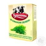 Продукт сырные плавленый Тульчинка со вкусом зеленые 90г