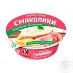 Tulchynka with taste of cheese and ham for sandwich paste 55% 90g - buy, prices for MegaMarket - image 1
