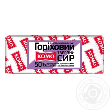 Komo Cheese with nuts 50% - buy, prices for Metro - image 1
