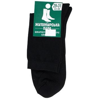 Шкарпетки чоловічі Житомирська пара 348 р.29-31 841246