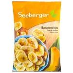 Чіпси Seeberger бананові 150г