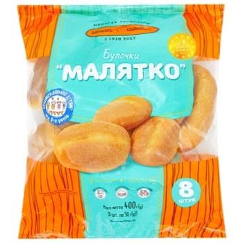 Kyivkhlib Baby Bun 8pcs 450g - buy, prices for CityMarket - photo 1