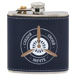 Flask Be happy stainless steel