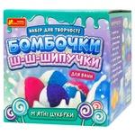 Набір Креатив Бомбочки шипучки М'ятні цукерки
