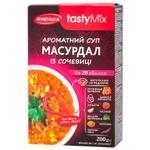 Суп Жменька Tasty Mix Масурдал из чечевицы 200г