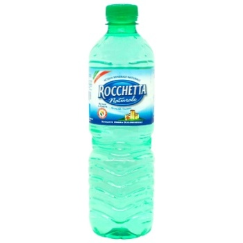 Rocchetta Naturale Non-carbonated Mineral Water 0,5l - buy, prices for CityMarket - photo 1