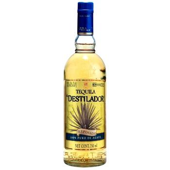 Текила Destileria Santa Lucia El Destilador Reposado 40% 0,75л