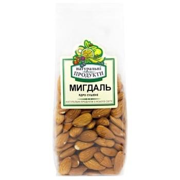 Мигдаль Натуральні продукти 200г - купити, ціни на CітіМаркет - фото 1