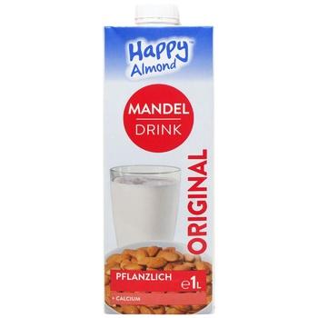 Напій Happy мигдальний з кальцієм 1л - купити, ціни на CітіМаркет - фото 3