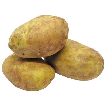 Картопля імпортна молода