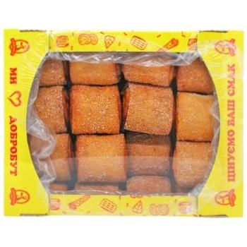 Печиво Добробут Полуничний Рай 0,6кг - купить, цены на СитиМаркет - фото 1