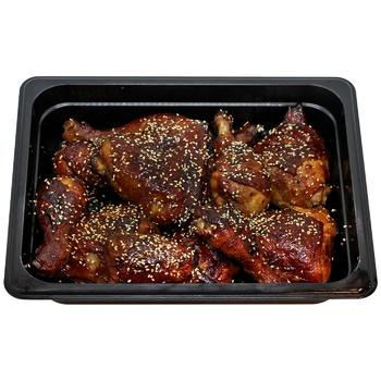 Ніжка куряча в соусі барбекю ваг (Власн.вироб) - купить, цены на СитиМаркет - фото 1