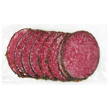 Sausage salami Rolfho with greens raw cured - buy, prices for CityMarket - photo 2
