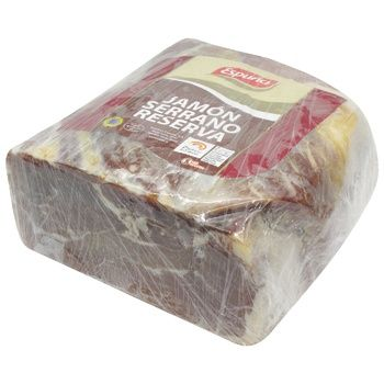 Jamon serrano Espuna boneless - buy, prices for CityMarket - photo 1