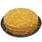 Торт Медовик домашній ваг (Власн.вироб)