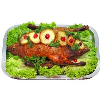 Качка з яблуками ваг (Власн.вироб) - купити, ціни на CітіМаркет - фото 1