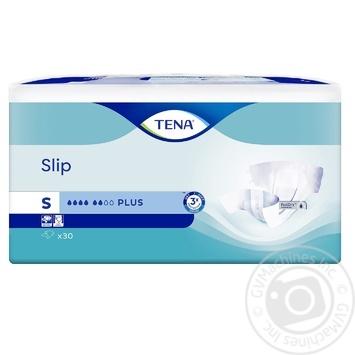 Подгузники для взрослых Tena Slip Small 30шт - купить, цены на МегаМаркет - фото 1