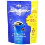 Кофе Ambassador Premium растворимый 500г