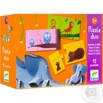 Djeco Puzzle for children board game