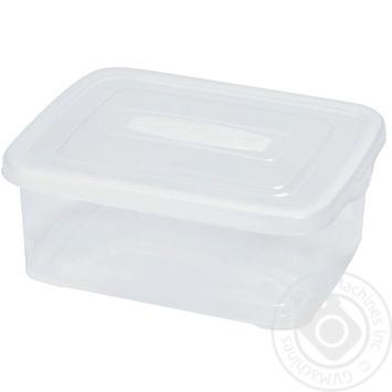 Коробка Curver Handy 2л 21,4х16,7х7,9см - купити, ціни на МегаМаркет - фото 1